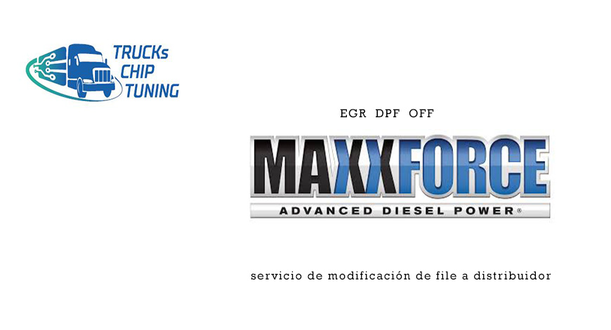 Maxxforce 11 13